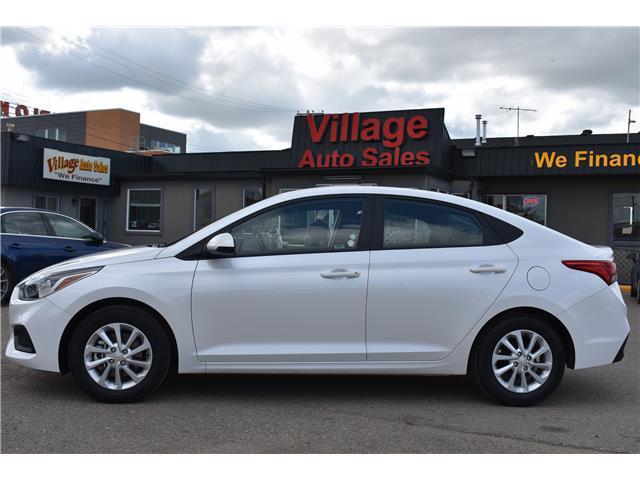 2019 Hyundai Accent Preferred (Stk: p36840c) in Saskatoon - Image 9 of 23