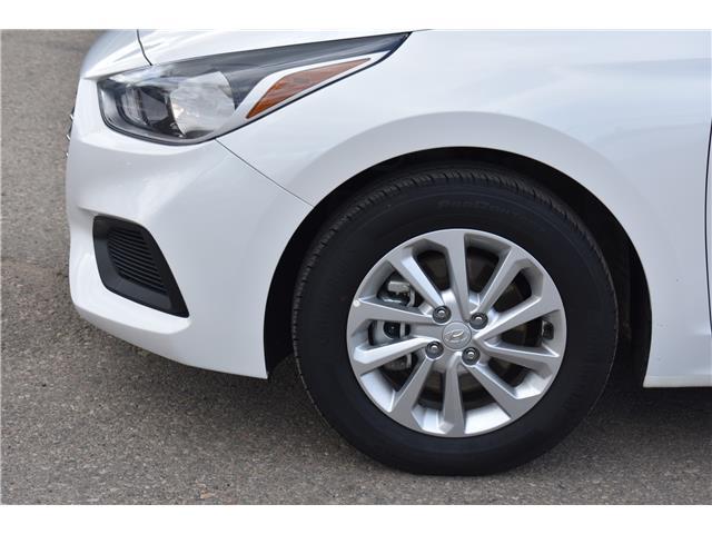 2019 Hyundai Accent Preferred (Stk: p36840c) in Saskatoon - Image 10 of 23