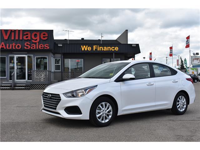 2019 Hyundai Accent Preferred 3kpc24a30ke906343 p36840c in Saskatoon
