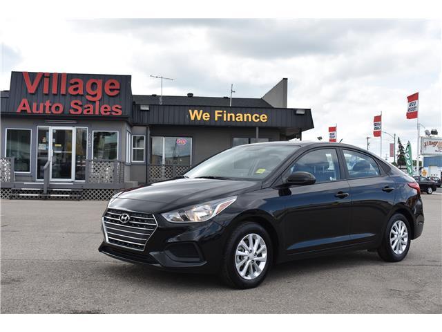 2019 Hyundai Accent Preferred (Stk: p36841c) in Saskatoon - Image 1 of 27
