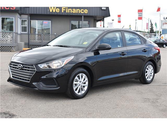 2019 Hyundai Accent Preferred (Stk: p36841c) in Saskatoon - Image 2 of 27