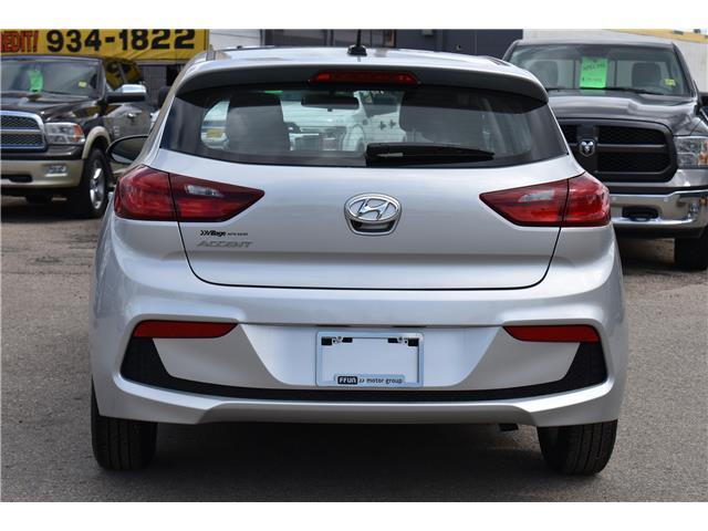 2019 Hyundai Accent Preferred (Stk: p36482c) in Saskatoon - Image 7 of 21