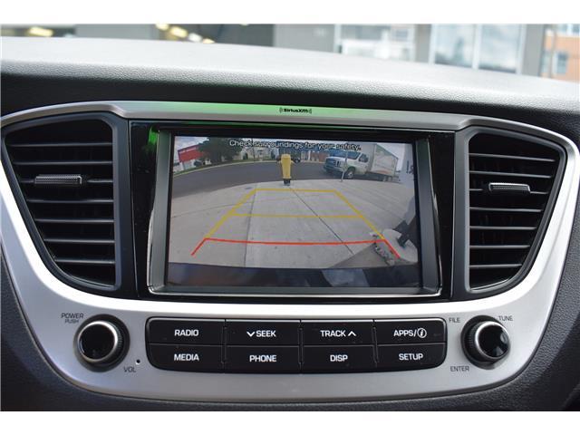 2019 Hyundai Accent Preferred (Stk: p36482c) in Saskatoon - Image 16 of 21