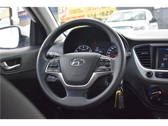 2019 Hyundai Accent Preferred (Stk: p36482c) in Saskatoon - Image 13 of 21
