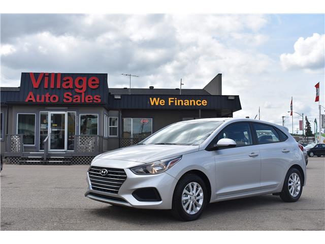 2019 Hyundai Accent Preferred (Stk: p36842c) in Saskatoon - Image 1 of 21