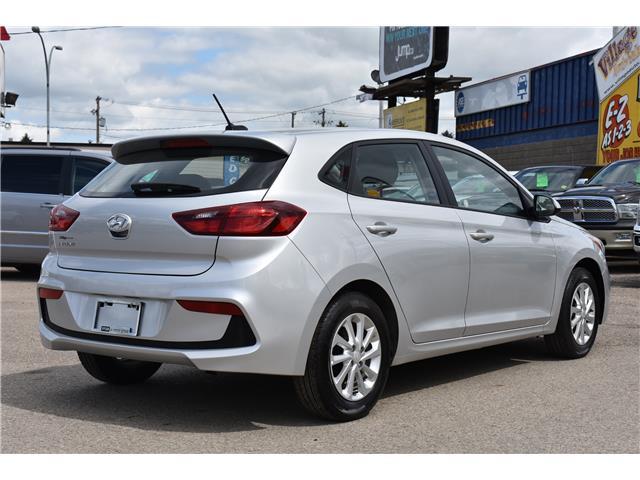 2019 Hyundai Accent Preferred (Stk: p36482c) in Saskatoon - Image 6 of 21