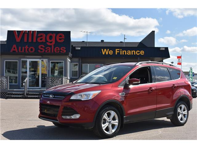 2013 Ford Escape SEL 1FMCU9H9XDUB11139 P36825 in Saskatoon