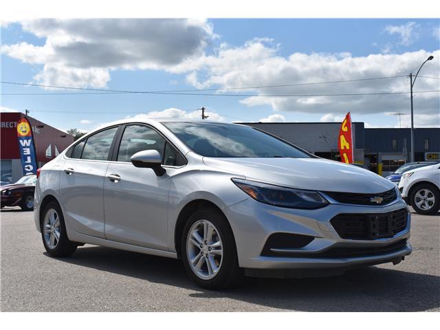 2018 Chevrolet Cruze LT Auto (Stk: P36592) in Saskatoon - Image 4 of 24