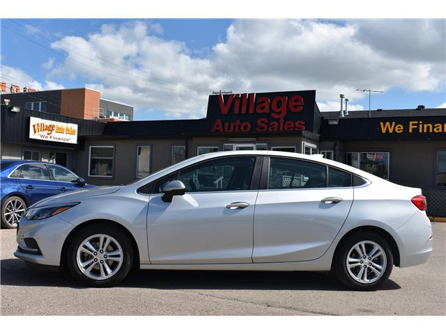 2018 Chevrolet Cruze LT Auto (Stk: P36592) in Saskatoon - Image 9 of 24
