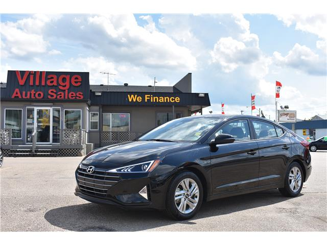 2019 Hyundai Elantra Preferred kmhd84lfxku842661 p36844c in Saskatoon