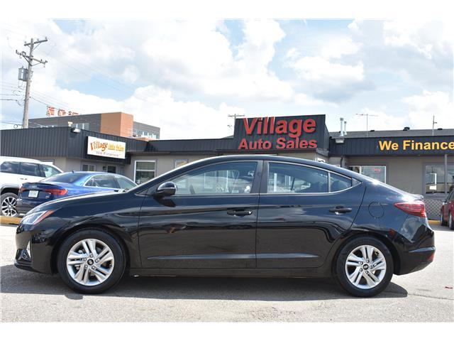 2019 Hyundai Elantra Preferred (Stk: p36844c) in Saskatoon - Image 10 of 24