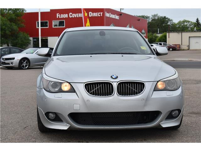2005 BMW 545i  (Stk: t36800) in Saskatoon - Image 2 of 21