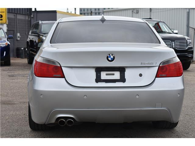 2005 BMW 545i  (Stk: t36800) in Saskatoon - Image 6 of 21