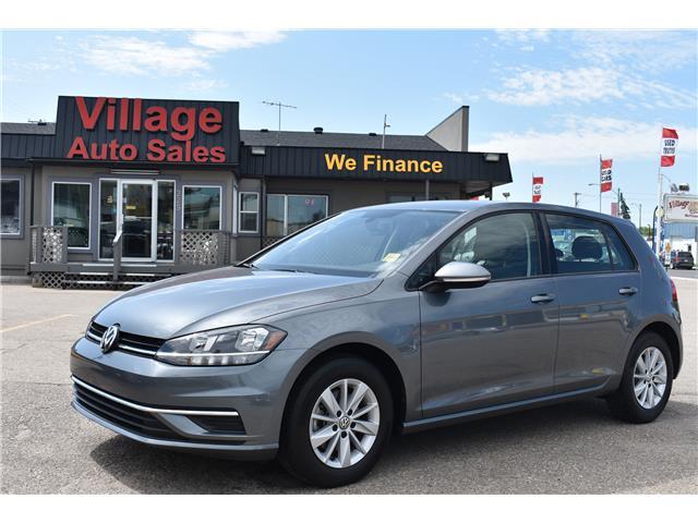 2018 Volkswagen Golf 1.8 TSI Trendline 3vwg17au8jm271728 p36888c in Saskatoon
