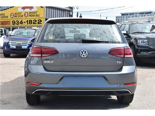 2018 Volkswagen Golf 1.8 TSI Trendline (Stk: p36888c) in Saskatoon - Image 6 of 22