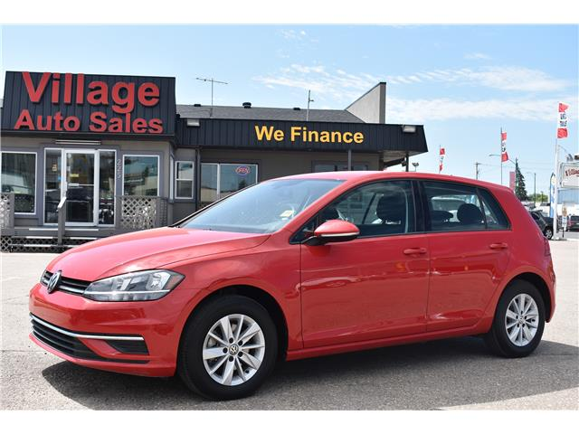 2018 Volkswagen Golf 1.8 TSI Trendline (Stk: p36889c) in Saskatoon - Image 1 of 20