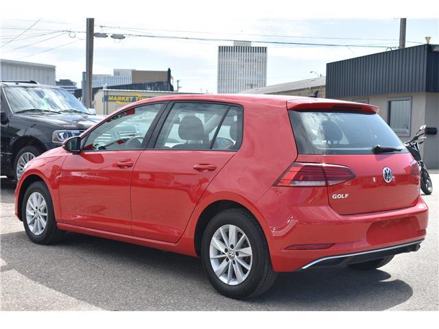 2018 Volkswagen Golf 1.8 TSI Trendline (Stk: p36889c) in Saskatoon - Image 7 of 20