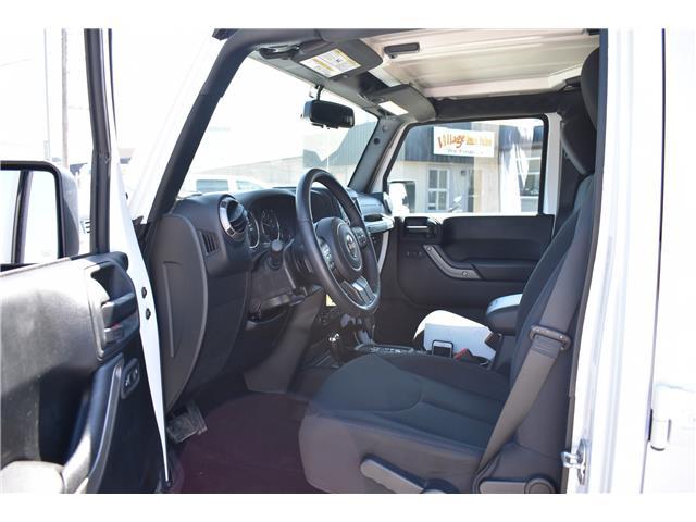 2018 Jeep Wrangler JK Unlimited Sport (Stk: p36848) in Saskatoon - Image 9 of 19