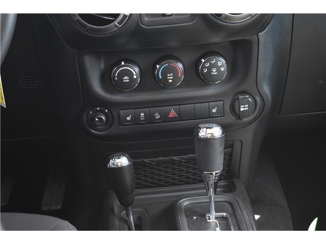 2018 Jeep Wrangler JK Unlimited Sport (Stk: p36848) in Saskatoon - Image 19 of 19