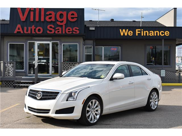 2014 Cadillac ATS 2.0L Turbo Luxury (Stk: P36921) in Saskatoon - Image 1 of 26