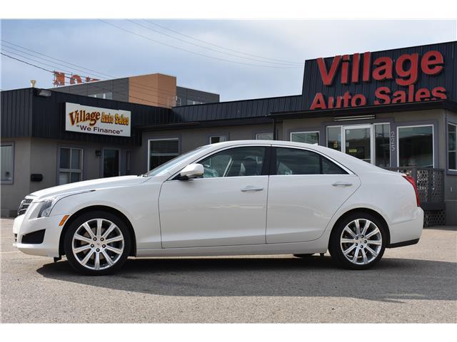 2014 Cadillac ATS 2.0L Turbo Luxury (Stk: P36921) in Saskatoon - Image 2 of 26