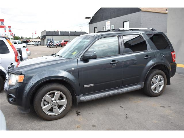 2008 Ford Escape Limited (Stk: P36591) in Saskatoon - Image 3 of 24