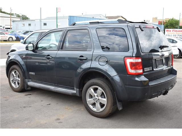2008 Ford Escape Limited (Stk: P36591) in Saskatoon - Image 4 of 24