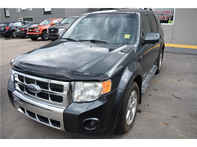 2008 Ford Escape Limited (Stk: P36591) in Saskatoon - Image 8 of 24