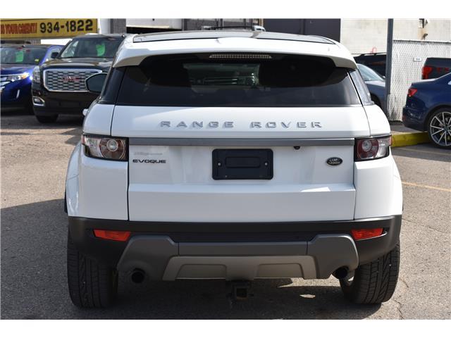 2015 Land Rover Range Rover Evoque Pure City (Stk: P36967) in Saskatoon - Image 4 of 30