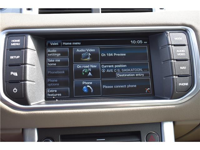 2015 Land Rover Range Rover Evoque Pure City (Stk: P36967) in Saskatoon - Image 19 of 30