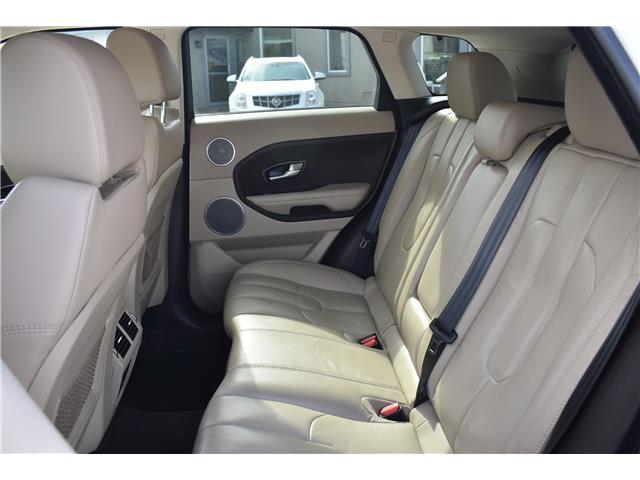 2015 Land Rover Range Rover Evoque Pure City (Stk: P36967) in Saskatoon - Image 25 of 30