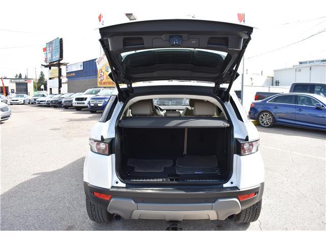 2015 Land Rover Range Rover Evoque Pure City (Stk: P36967) in Saskatoon - Image 5 of 30