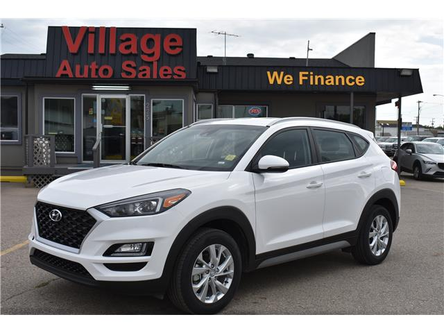 2019 Hyundai Tucson Preferred (Stk: P36709) in Saskatoon - Image 1 of 26