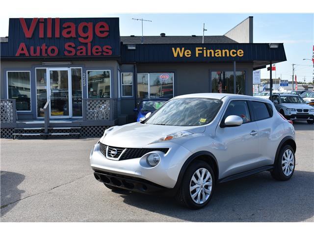 2013 Nissan Juke SV (Stk: P36917) in Saskatoon - Image 1 of 21
