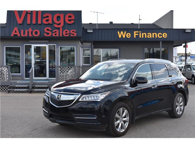 2014 Acura MDX Elite Package (Stk: P31939L) in Saskatoon - Image 1 of 30
