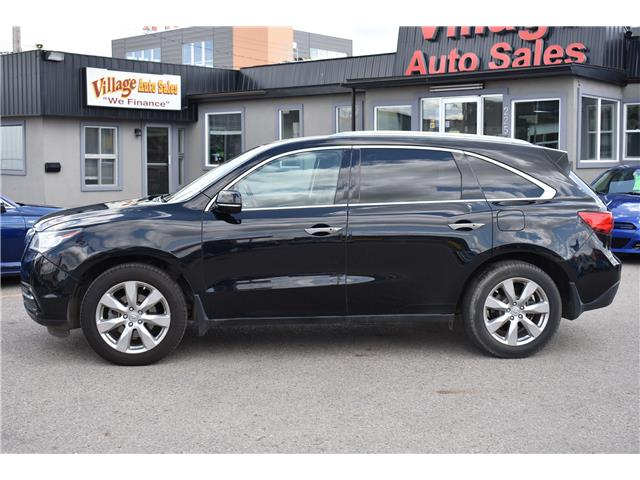 2014 Acura MDX Elite Package (Stk: P31939L) in Saskatoon - Image 2 of 30