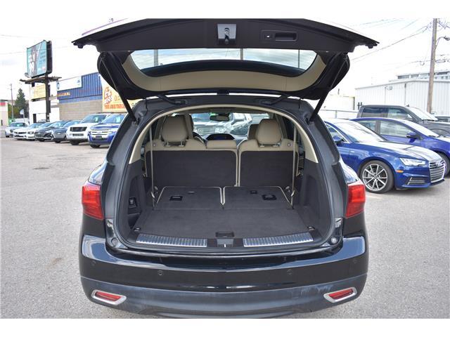 2014 Acura MDX Elite Package (Stk: P31939L) in Saskatoon - Image 5 of 30