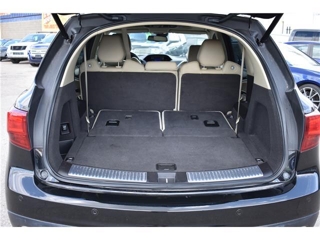 2014 Acura MDX Elite Package (Stk: P31939L) in Saskatoon - Image 29 of 30