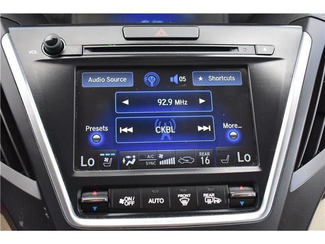 2014 Acura MDX Elite Package (Stk: P31939L) in Saskatoon - Image 19 of 30