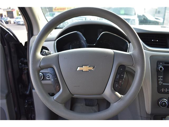 2017 Chevrolet Traverse LS (Stk: P36919) in Saskatoon - Image 13 of 29