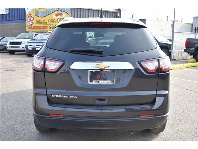 2017 Chevrolet Traverse LS (Stk: P36919) in Saskatoon - Image 4 of 29