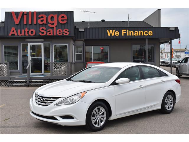 2013 Hyundai Sonata GLS (Stk: P36914) in Saskatoon - Image 1 of 27