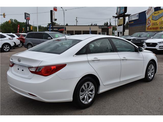 2013 Hyundai Sonata GLS (Stk: P36914) in Saskatoon - Image 6 of 27