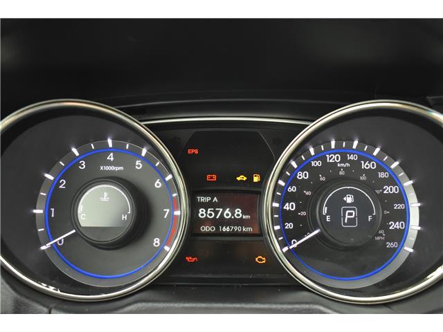 2013 Hyundai Sonata GLS (Stk: P36914) in Saskatoon - Image 16 of 27