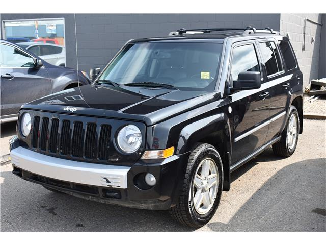 2010 Jeep Patriot Limited (Stk: T36902) in Saskatoon - Image 1 of 23