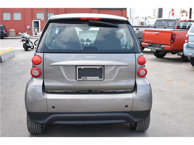2013 Smart Fortwo Pure (Stk: T36941) in Saskatoon - Image 4 of 20