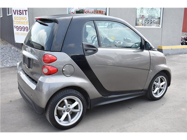 2013 Smart Fortwo Pure (Stk: T36941) in Saskatoon - Image 6 of 20