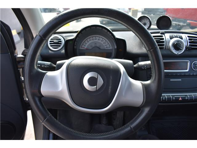 2013 Smart Fortwo Pure (Stk: T36941) in Saskatoon - Image 12 of 20