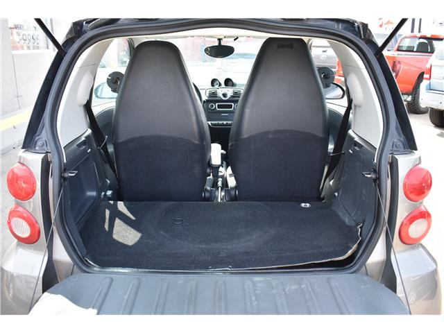 2013 Smart Fortwo Pure (Stk: T36941) in Saskatoon - Image 19 of 20