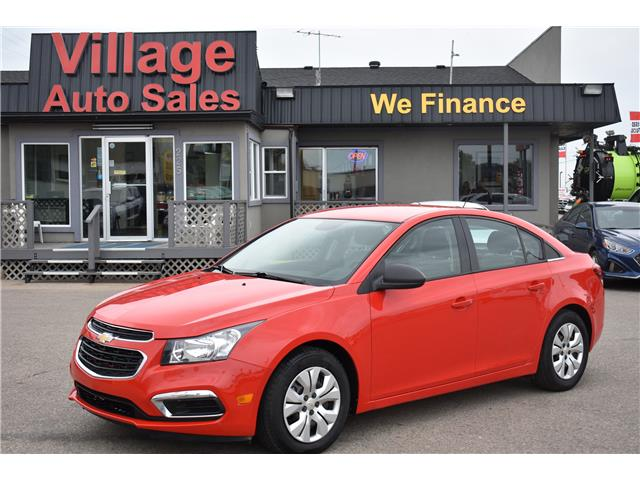 2016 Chevrolet Cruze Limited 2LS (Stk: P36999) in Saskatoon - Image 1 of 31